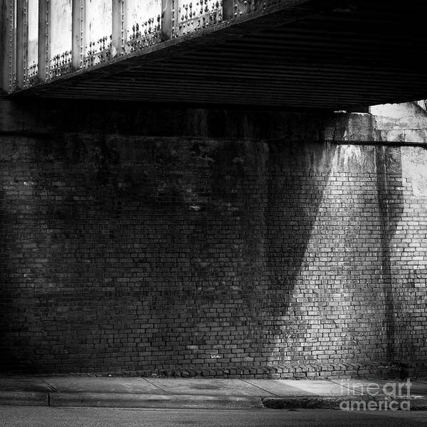 Photograph - Under The Rails by Patrick M Lynch