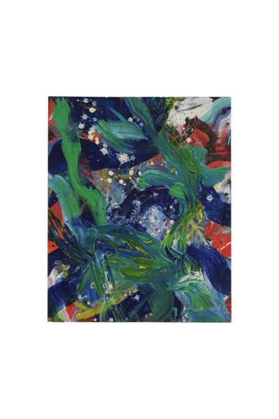 Wall Art - Painting - Under The Sea by David  Lawrence Price