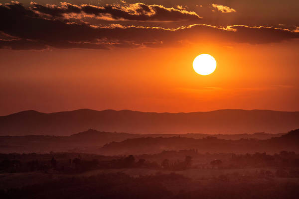 Photograph - Under The Tuscan Sun by Wolfgang Stocker
