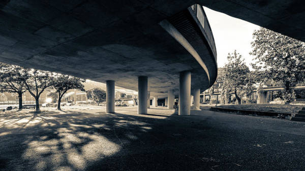 Photograph - Under The Viaduct B Urban View by Jacek Wojnarowski