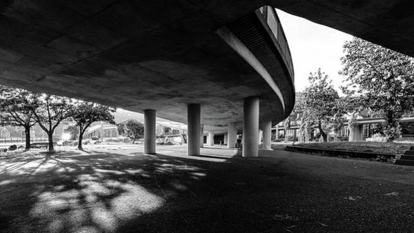 Photograph - Under The Viaduct C Urban View by Jacek Wojnarowski