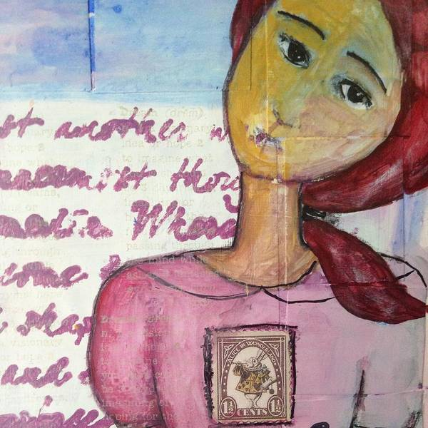 Mixed Media Painting - Under The Weather by Connie Luayon