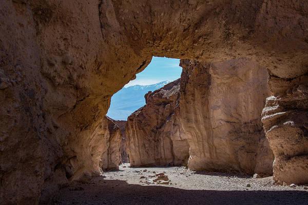 Photograph - Underneath Natural Bridge by Michael Bessler