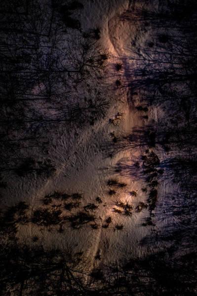 Underworld Light Art Print