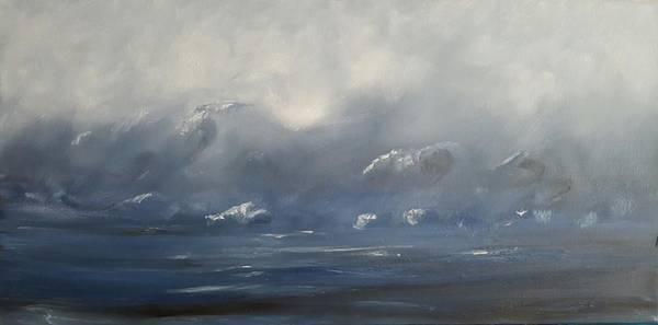 Painting - Unexpected Storm 14 by Cheryl Nancy Ann Gordon