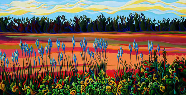 Painting - Unharvested Bliss by Amy Ferrari