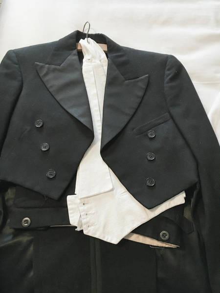 Mens Clothing Wall Art - Photograph - Uniform by Tom Gowanlock