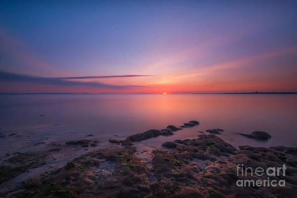 Wall Art - Photograph - Union Beach Nj Sunrise by Michael Ver Sprill
