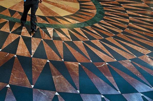 Photograph - Union Floor by Kevin Bergen