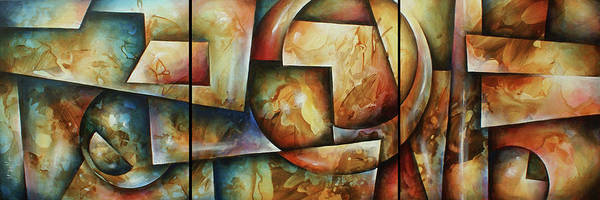 Wall Art - Painting - Union One  by Michael Lang