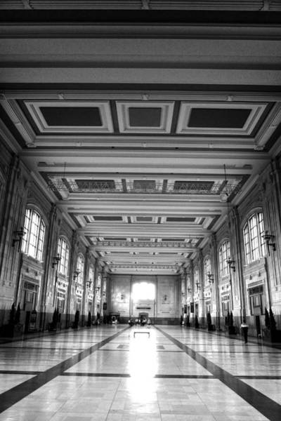 Photograph - Union Station Perspective by George Taylor