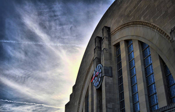 Photograph - Union Terminal by Russell Todd