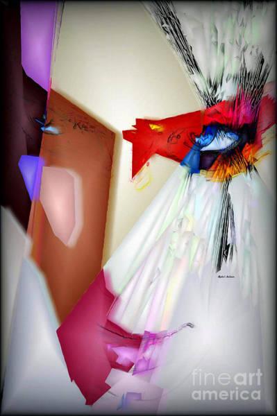 Digital Art - Unique Echo by Rafael Salazar