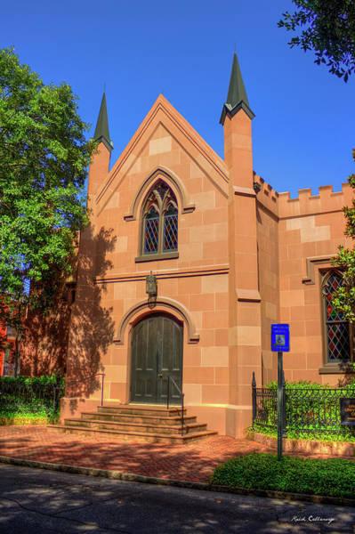 Photograph - Unitarian Universalist Church Of Savannah Art by Reid Callaway