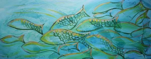 Painting - Unity by Deborah Brown Maher