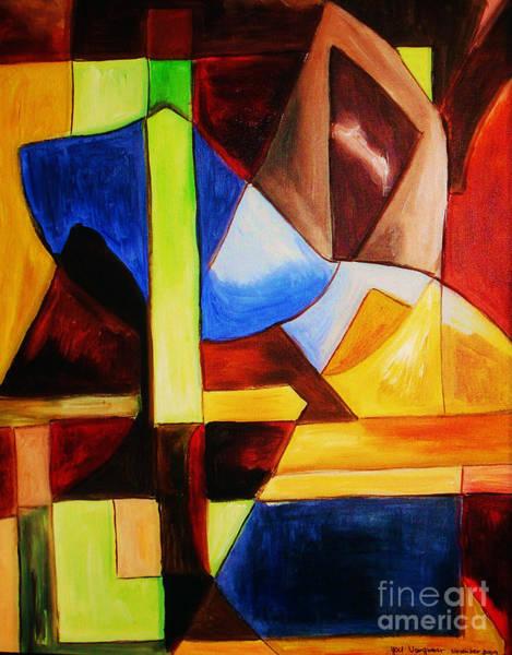 Painting - Unity by Yael VanGruber