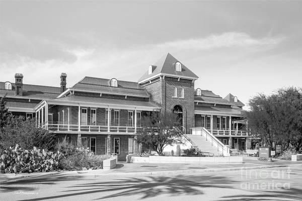 Photograph - University Of Arizona Old Main by University Icons