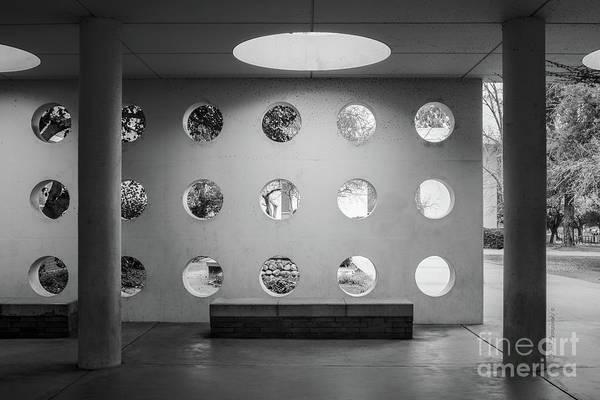 Riverside Photograph - University Of California Riverside Watkins Hall by University Icons