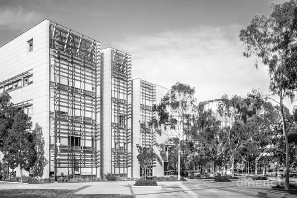 Photograph - University Of California San Diego Bioengineering  by University Icons