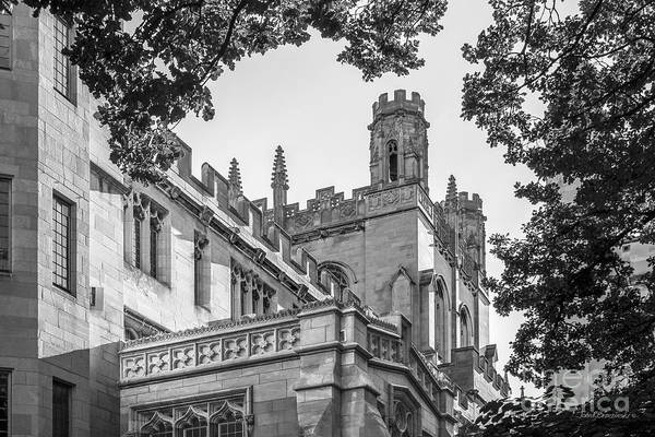 Neighborhood Photograph - University Of Chicago Collegiate Architecture by University Icons