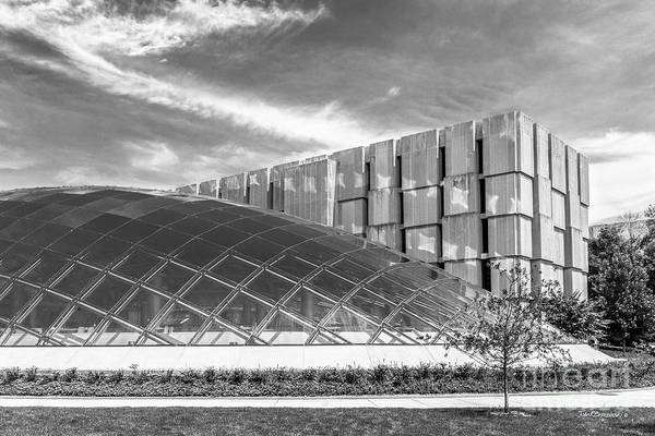 Photograph - University Of Chicago Mansueto Library by University Icons