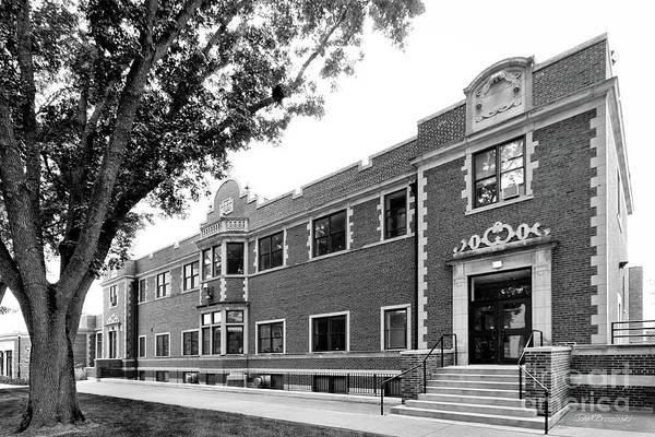 Photograph - University Of Dubuque Mccormick Gymnasium by University Icons