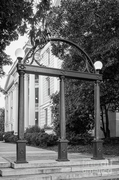 Photograph - University Of Georgia Arch by University Icons
