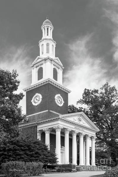 Wall Art - Photograph - University Of Kentucky Memorial Hall by University Icons