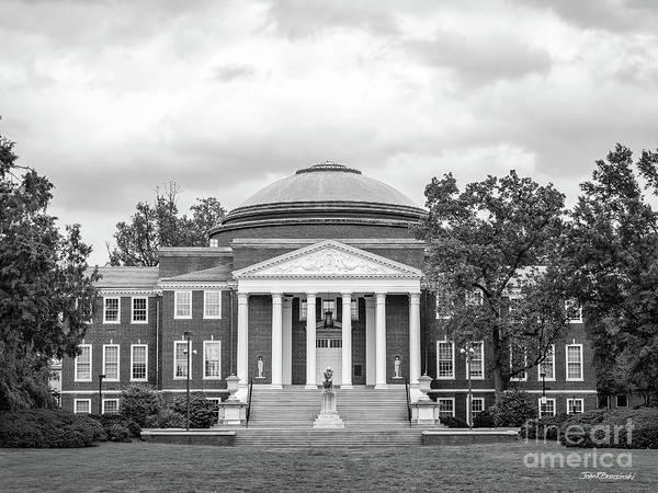 Photograph - University Of Louisville - Grawemeyer Hall by University Icons