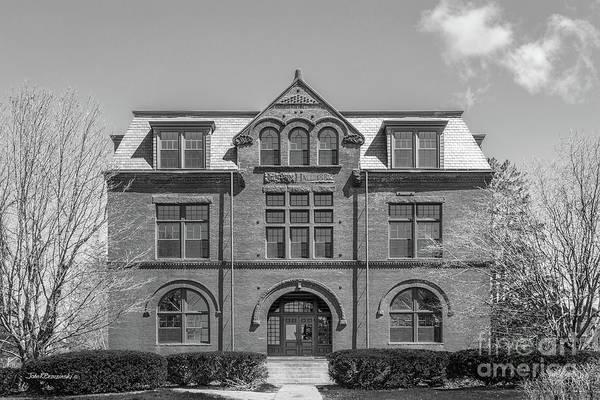 Photograph - University Of Maine Coburn Hall by University Icons