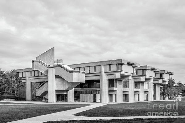 Photograph - University Of Massachusetts Dartmouth by University Icons