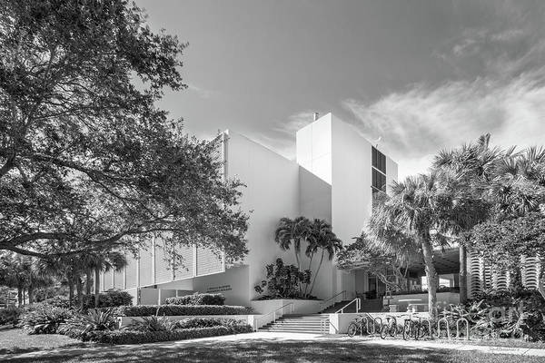 Photograph - University Of Miami College Of Engineering by University Icons