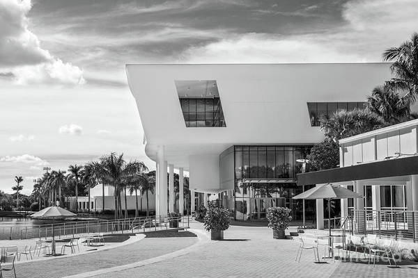 Photograph - University Of Miami Weeks Center by University Icons