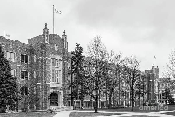 Photograph - University Of North Dakota Merrifield  by University Icons