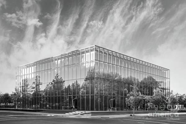 Photograph - University Of Oregon Jacqua Center by University Icons