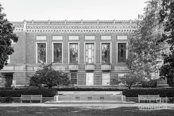 Photograph - University Of Oregon Knight Library by University Icons