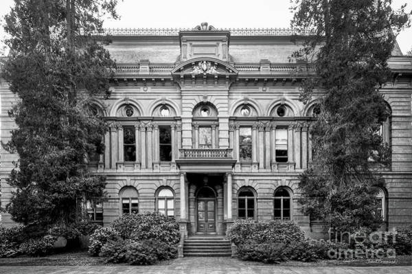 Photograph - University Of Oregon Villard Hall by University Icons
