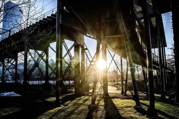 Wall Art - Photograph - University Of Pennsylvania Iat Sunrise by Bill Cannon