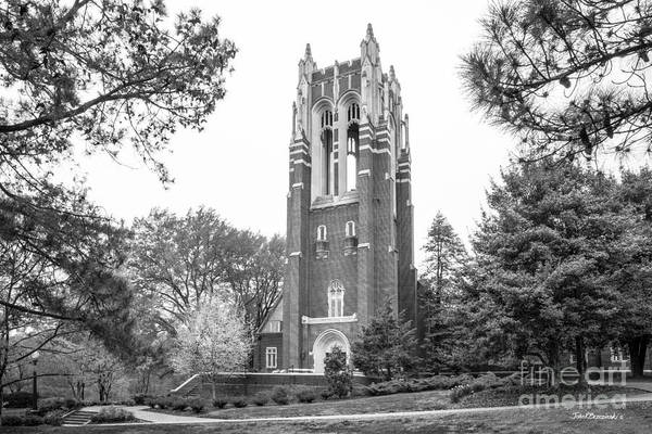 Photograph - University Of Richmond Boatwright Library by University Icons