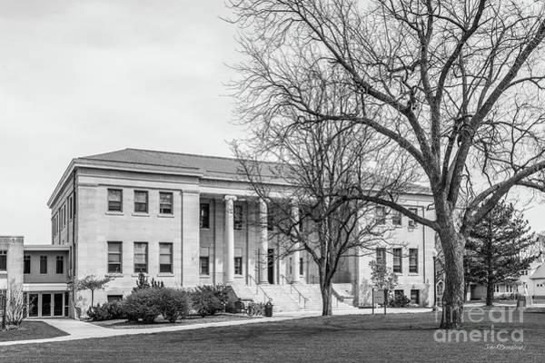 Photograph - University Of South Dakota Mc Kusick Hall by University Icons