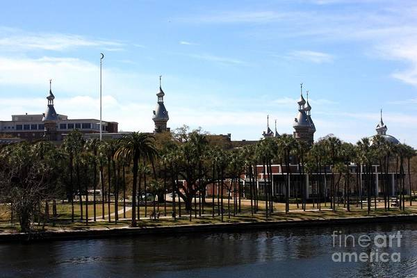 Photograph - University Of Tampa by Carol Groenen
