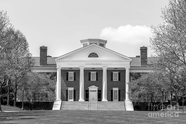 Photograph - University Of Virginia Darden School Of Business by University Icons