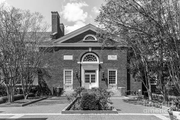 Photograph - University Of Virginia Newcomb Hall by University Icons