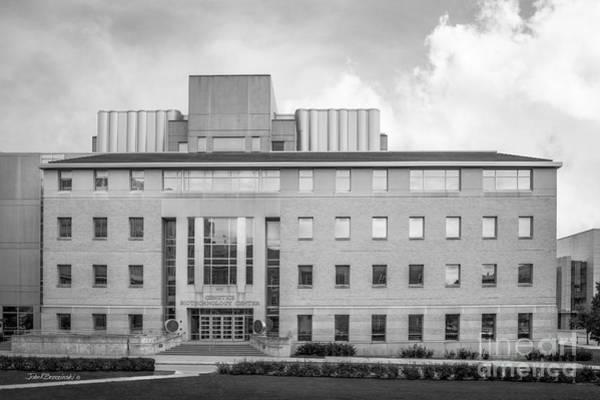 Photograph - University Of Wisconsin Biotechnology Center by University Icons