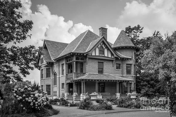 Photograph - University Of Wisconsin Madison Agricultural Dean's Residence by University Icons