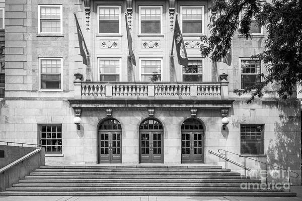 Photograph - University Of Wisconsin Madison Memorial Union by University Icons