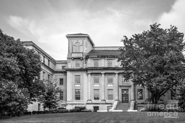 Photograph - University Of Wisconsin Madison Nicholas Hall by University Icons