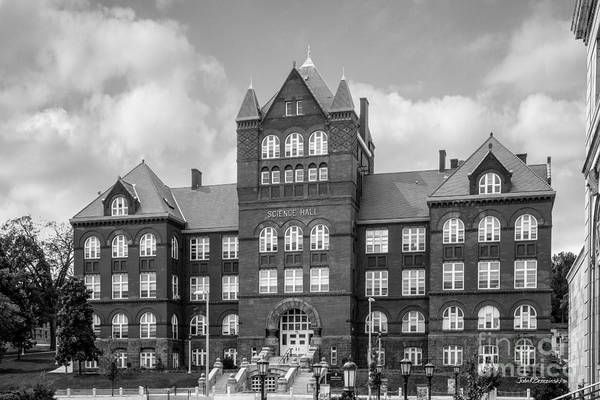 Photograph - University Of Wisconsin Madison Science Hall by University Icons