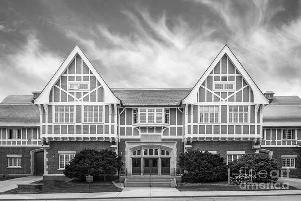 Photograph - University Of Wisconsin Madison Stock Pavilion by University Icons