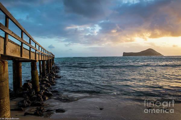 Rock Island Line Photograph - Unreachable by Mitch Shindelbower